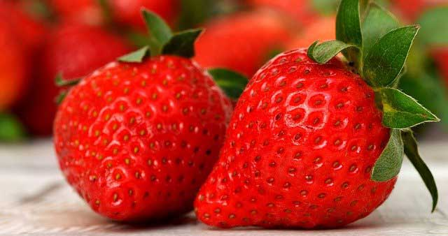 Strawberries Fruit Health Benefits